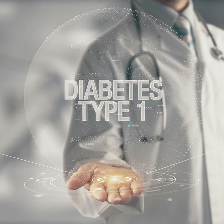 自己免疫によって起こる「1型糖尿病」
